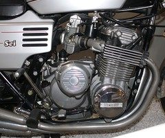 Benelli 750 Sei 1976 engine