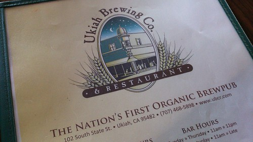 Ukiah Brewing Co.
