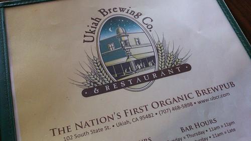 Ukiah Brewing Co.