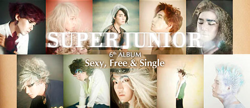 Super Junior   Sexy, Free & Single (2012) (MP3 + iTunes M4A + FLAC) [Album]