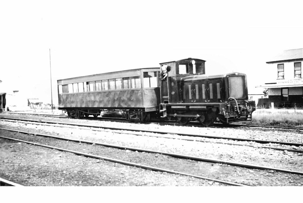 NZR Wairio 1930's