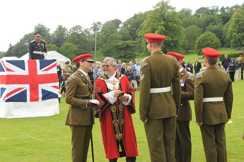 Armed Forces Day Himley Hall 5