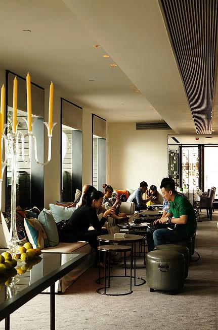 香港SEVVA下午茶04