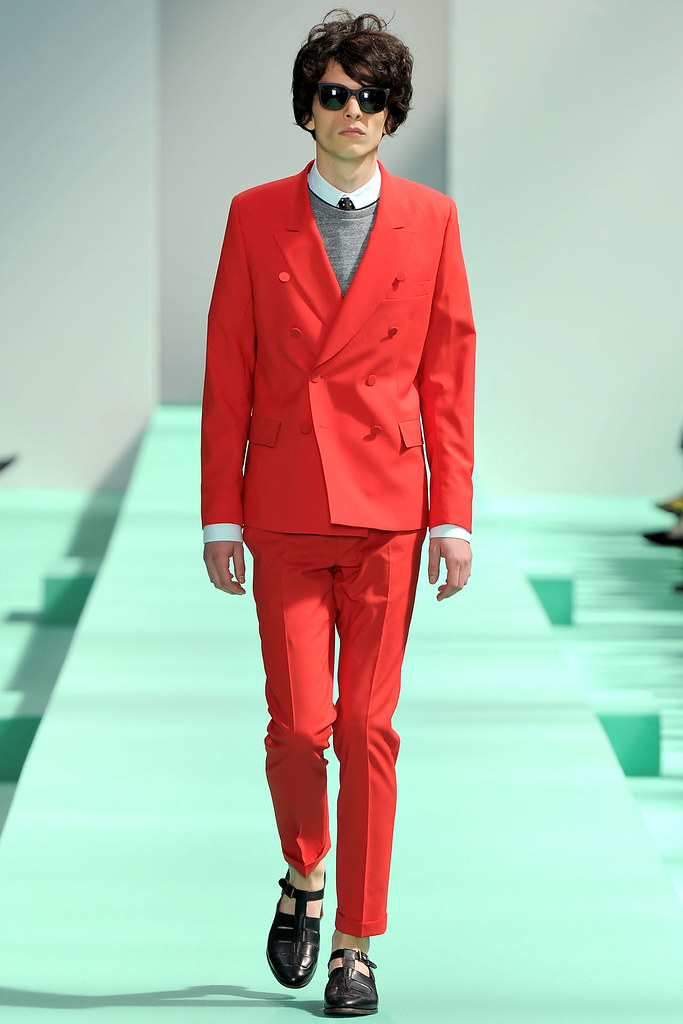 SS13 Paris Paul Smith001_Jimmy Beauquesne(VOGUE)