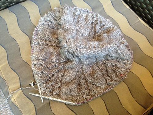 Handspun Blanket - 50 Rows