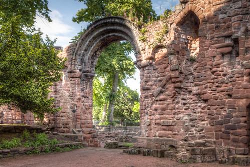 St John's Priory 2012 by Mark Carline