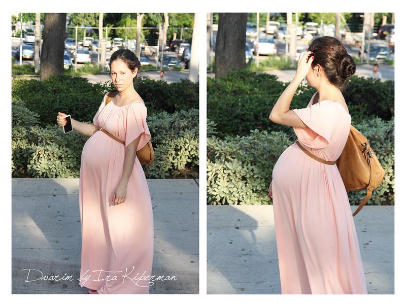 В чем ходить беременной летом