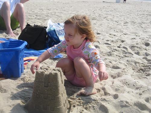 Sandcastle mastery