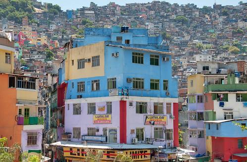 Favela Rocinha 25