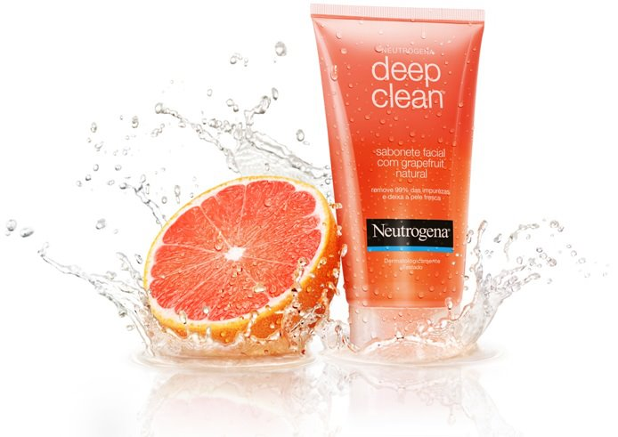 Neutrogena® Deep Clean Grapefruit