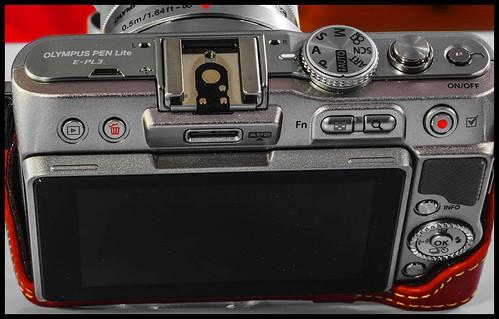 Olympus E-PL3, 45mm lens