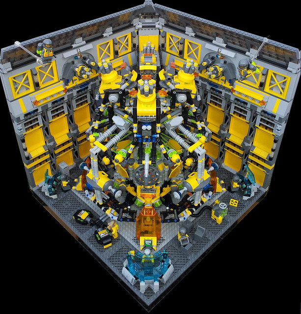 LEGO - GHL - I.G.P.S. Galatic Facility
