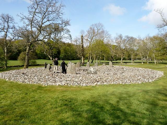 Temple Wood Stone Circle, Kilmartin Glen