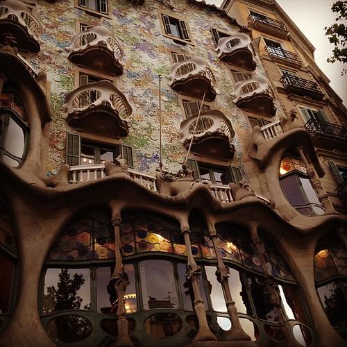 At Casa Batlló