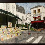Art for Sale, Montmartre