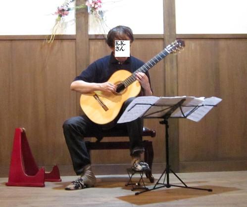 K.K.さんのソロ 2012年7月14日 by Poran111