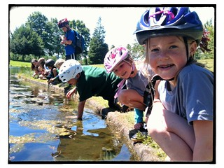 Cycle Oregon Bike Camp