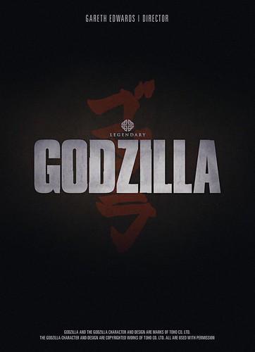 120717(2) - 重新製作的好萊塢電影《哥吉拉 GODZILLA》推出「SDCC 2012」專屬預告片、首張電影海報! (1/2)
