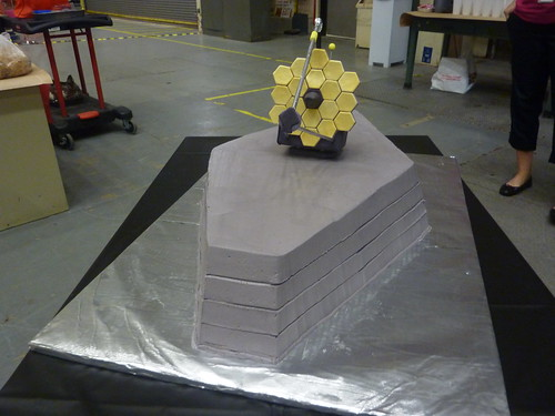The NASA Webb Telescope Team Has Its Cake...