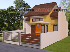 Exif Gambar Desain Model Denah Interior Arsitektur Rumah Minimalis