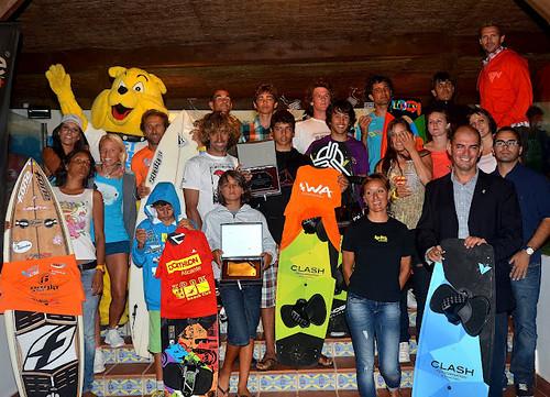 Spanish Champions Kiteboard 2012, Awards