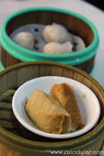 Steamed Beancurd and Har Gao, Restoran Jin Xuan Hong Kong Sdn Bhd