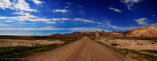 Badlands National Park...