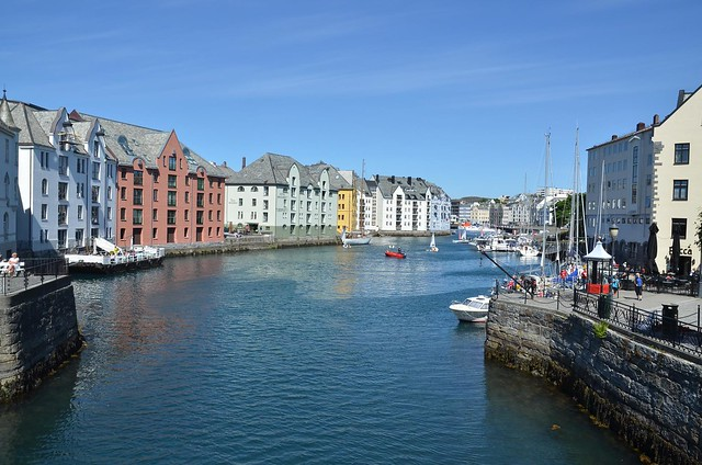 Header of Alesund