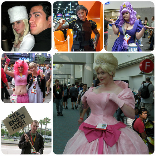 Some of my favorite SDCC 2012 cosplays!