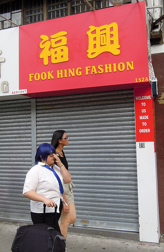 Fook Hing Fashion by cowyeow