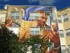 Mockingbird mural man