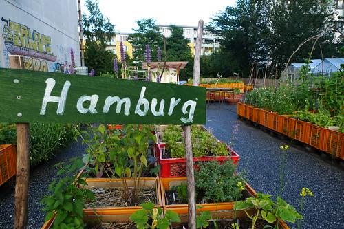 Gartendeck St.Pauli Juli 2012