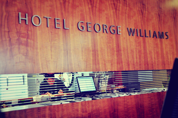 Hotel George Williams @ Brisbane