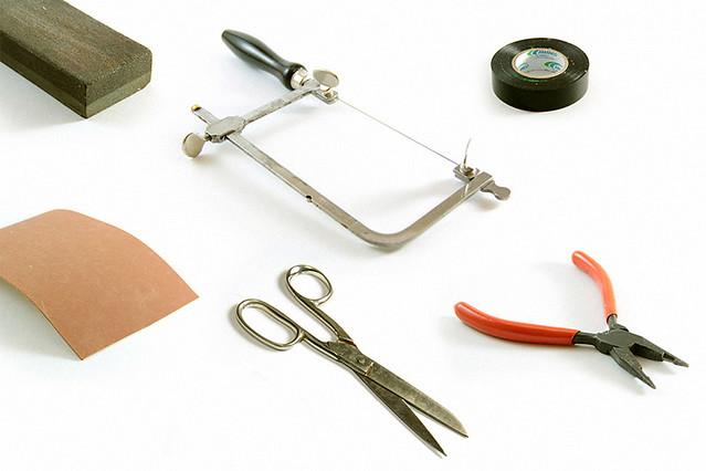 Instrumentos e materiais