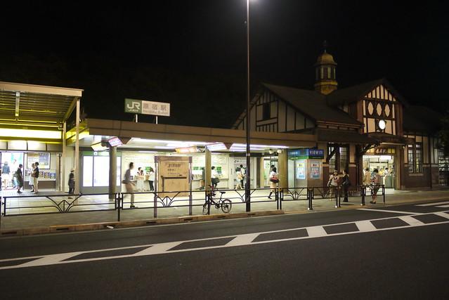 原宿駅 JR Harajuku Station