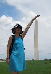 12 07 27 Washington Memorial Trig