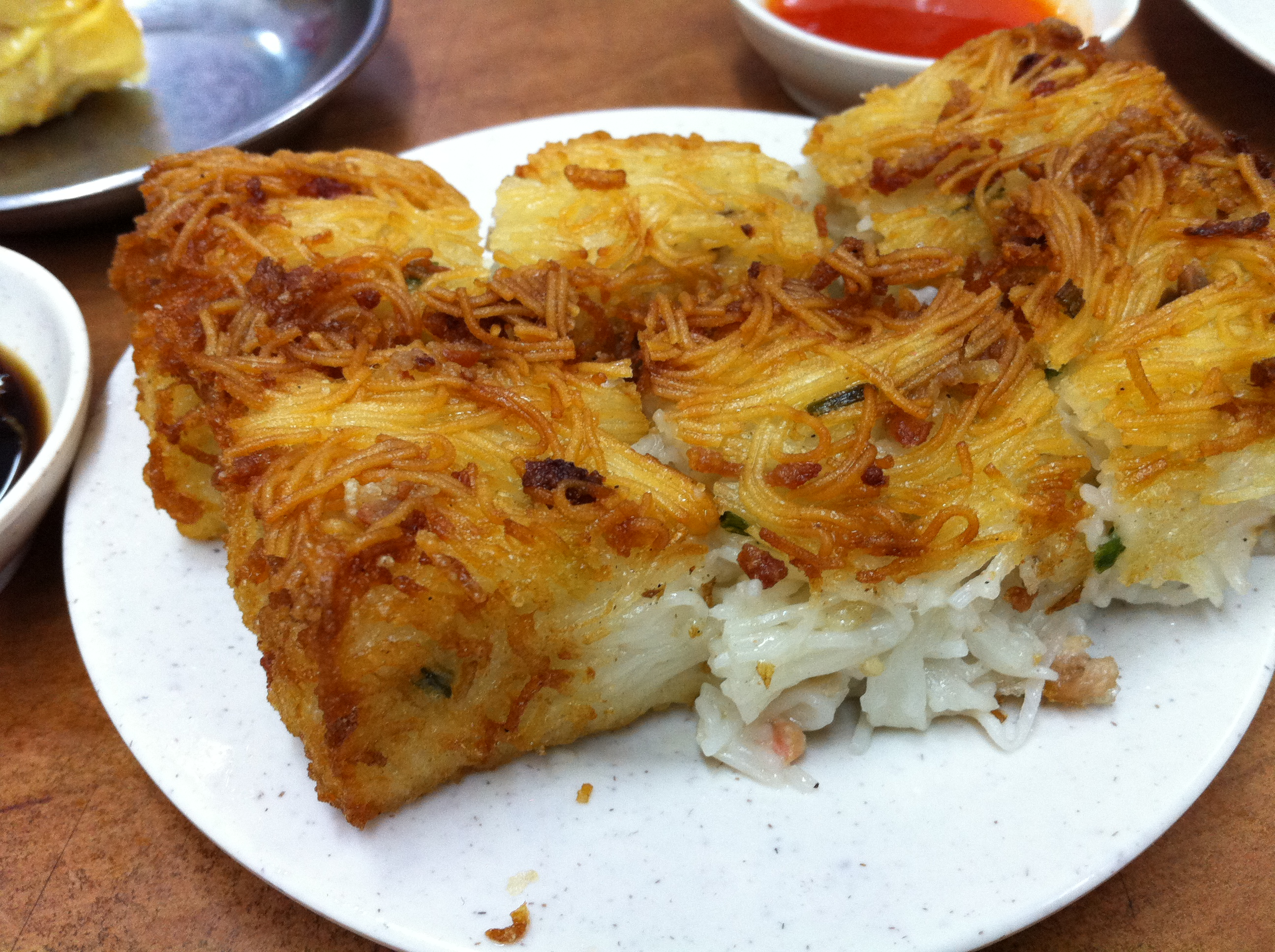 Swee Choon Mee-Sua Kueh 面线粿