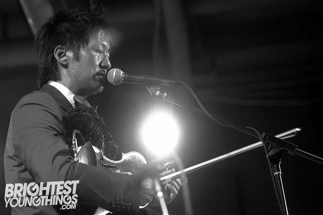 Kishi Bashi Plays U Street Music Hall