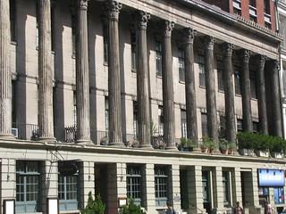 Image of Colonnade row. nyc newyorkcity eastvillage ny newyork building architecture manhattan lafayettestreet