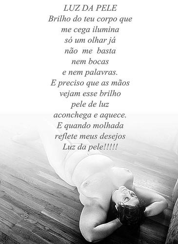 LUZ DA PELE by amigos do poeta