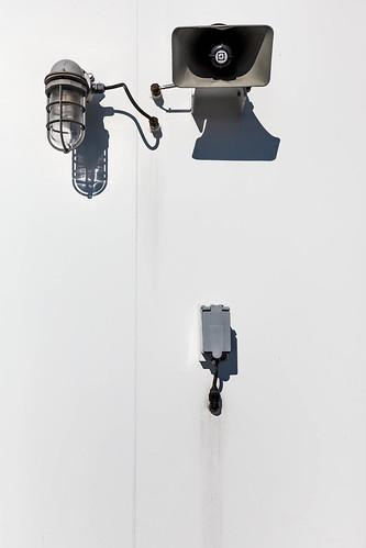 Schiffsinstallation; copyright 2012: Georg Berg