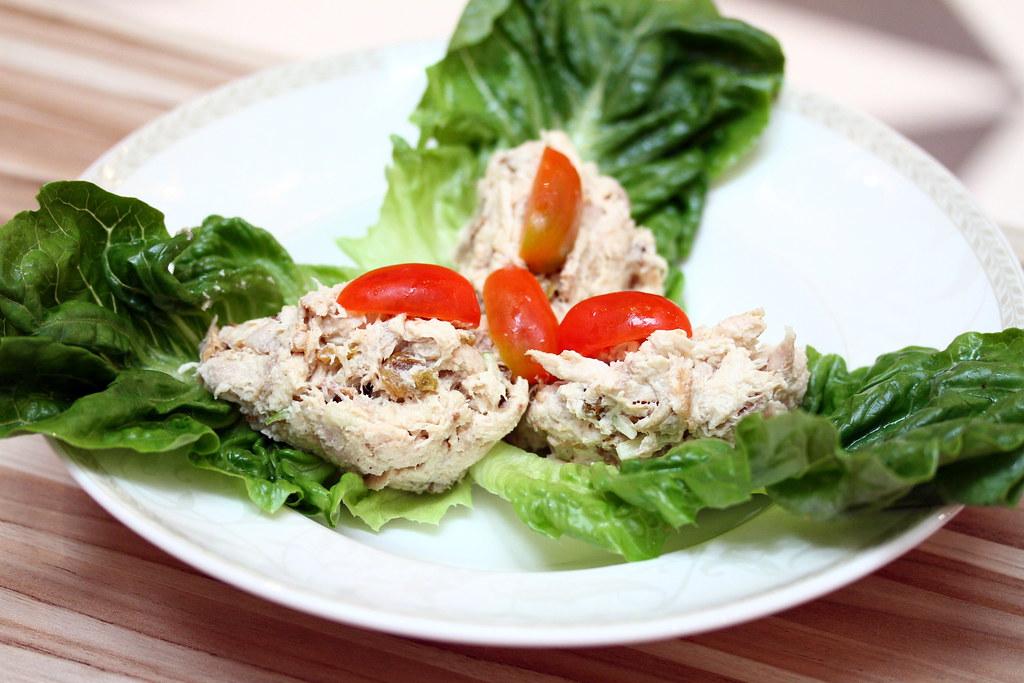 小鸡:奶奶的鸡肉沙拉