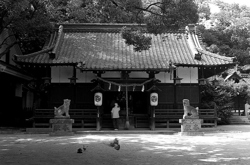 神戸/八幡神社
