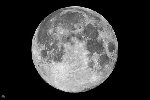 Full Moon August 2012