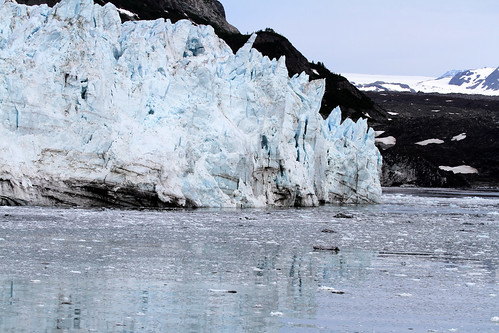 Glacier Bay - Margerie Glacier and The Other One