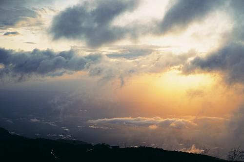 [フリー画像素材] 自然風景, 空, 雲, 朝焼け・夕焼け ID:201208220600