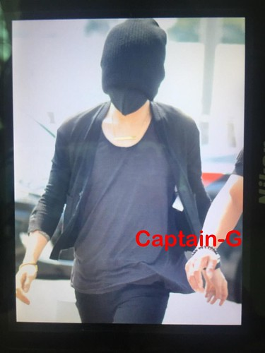 Big Bang - Incheon Airport - 29may2015 - G-Dragon - Captain G - 02