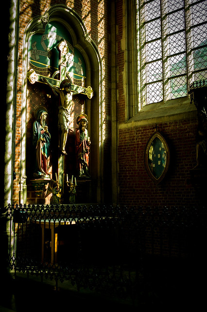 Sint-Michielskerk Gent