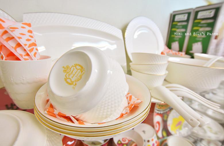 台韓實業台中骨瓷餐具批發杯盤日本碗盤20
