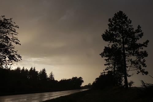 09 Gewitter über Leck - Lexgaard